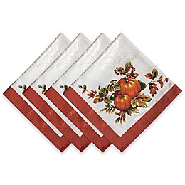 Bardwil Linens Cedar Grove Napkins (Set of 4)
