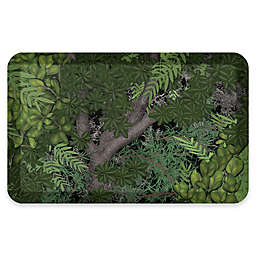 GelPro® NewLife® Country Camo Designer Comfort Mat in Green/Black