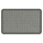 GelPro® NewLife® 20-Inch x 32-Inch Designer Tweed Comfort Mat in Grey Goose