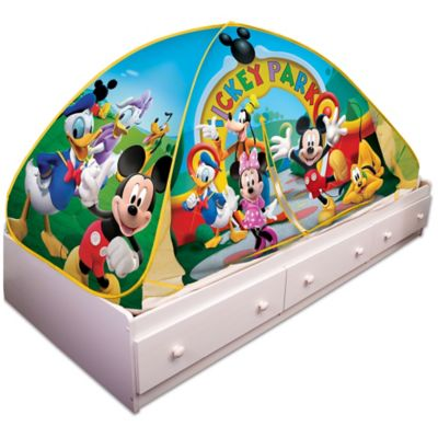 Playhut® Disney® Mickey Mouse 2-in-1 Bed Tent | buybuy BABY
