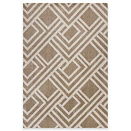 KAS Lucia Modeme Indoor/Outdoor Rug in Grey