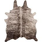 Surya Algonquin 5-Foot x 6-Foot 6-Inch Area Rug in Light Grey