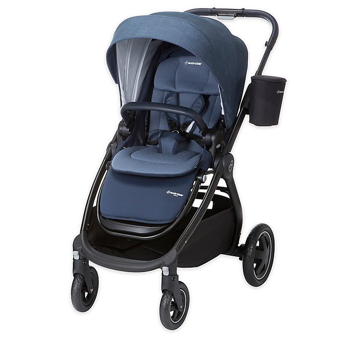 Alternate image 1 for Maxi-Cosi® Adorra Stroller in Nomad Blue