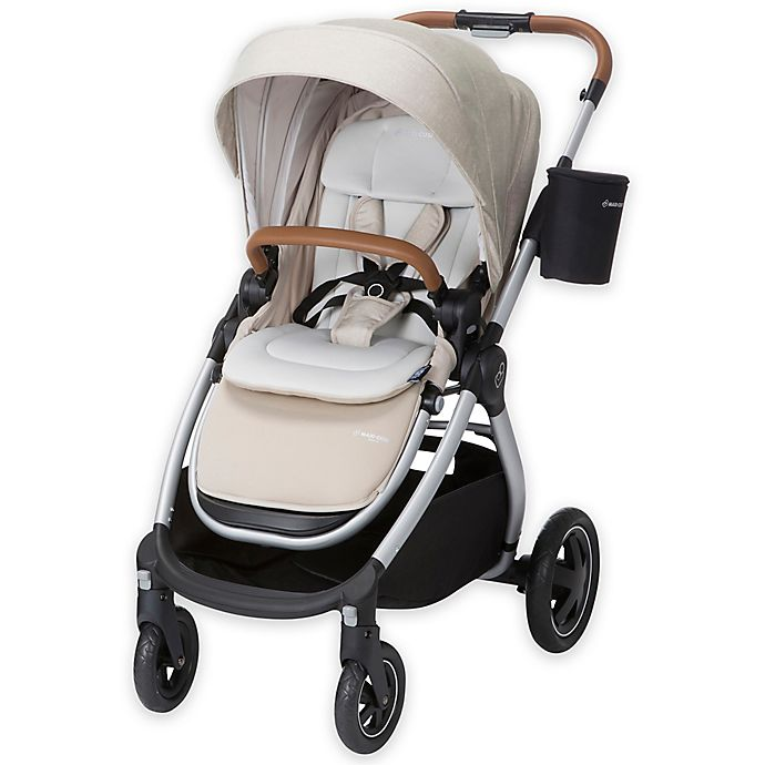 Alternate image 1 for Maxi-Cosi® Adorra Stroller in Nomad Sand