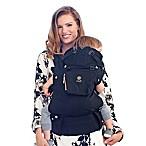 LÍLLÉbaby COMPLETE Original Baby Carrier in Black LUXE