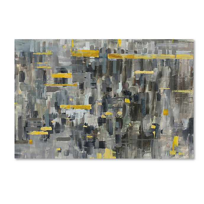 Alternate image 1 for Danhui Nai's Reflections Square 18-Inch x 18-Inch Canvas Wall Art