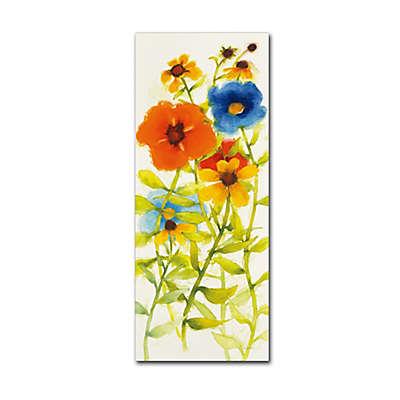 Trademark Fine Art American Meadow II 20-Inch x 47-Inch Canvas Wall Art