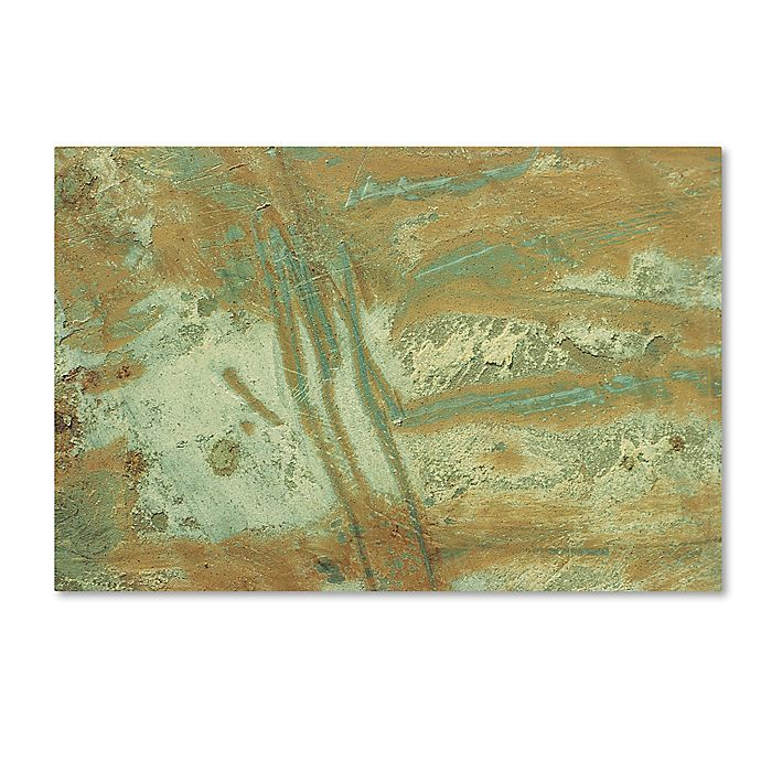 Alternate image 1 for Indian School Paint on Metal I 30-Inch x 47-Inch Canvas Wall Art