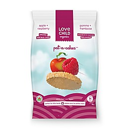 Love Child Organics Apple & Raspberry Pat-a-Cakes™ Organic Mini Rice Cakes
