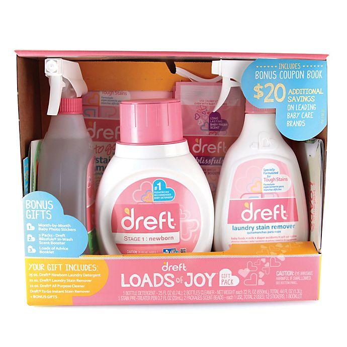Alternate image 1 for Dreft® 6-Piece Loads of Joy™ Gift Set