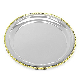 Classic Touch Superby Charger Plate