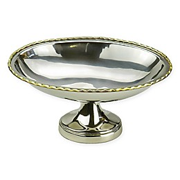 Classic Touch Superby Footed Bowl