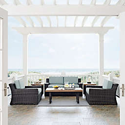 Crosley Beaufort Outdoor Wicker Patio Furniture Collection