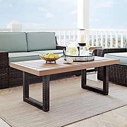Crosley Beaufort Outdoor Wicker Coffee Table