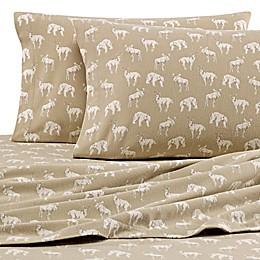 Eddie Bauer® Buckhead Ridge Flannel Sheet Set