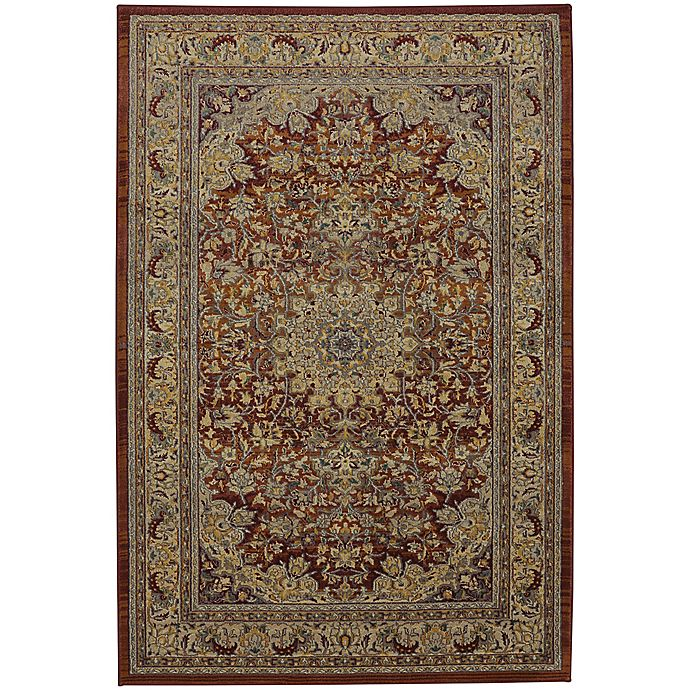 Alternate image 1 for Providence Rumford 8-Foot  x 10-Foot Area Rug in Berry