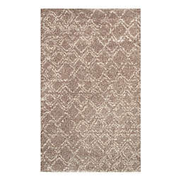 Couristan® Bromley Pinnacle 3-Foot 11-Inch x 5-Foot 6-Inch Area Rug in Camel/Ivory