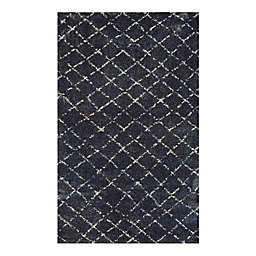 Couristan® Bromley Gio Rug in Navy/Grey
