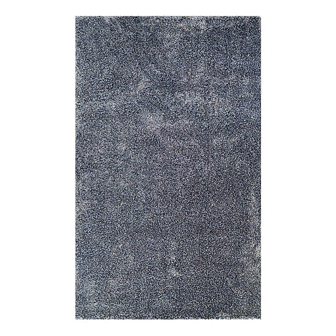 Alternate image 1 for Couristan® Bromley Breckenridge 2-Foot x 3-Foot 11-Inch Accent Rug in Navy/Grey