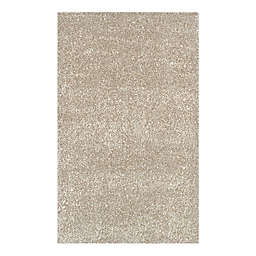 Couristan® Bromley Breckenridge 3'11 x 5'6 Accent Rug in Bronze