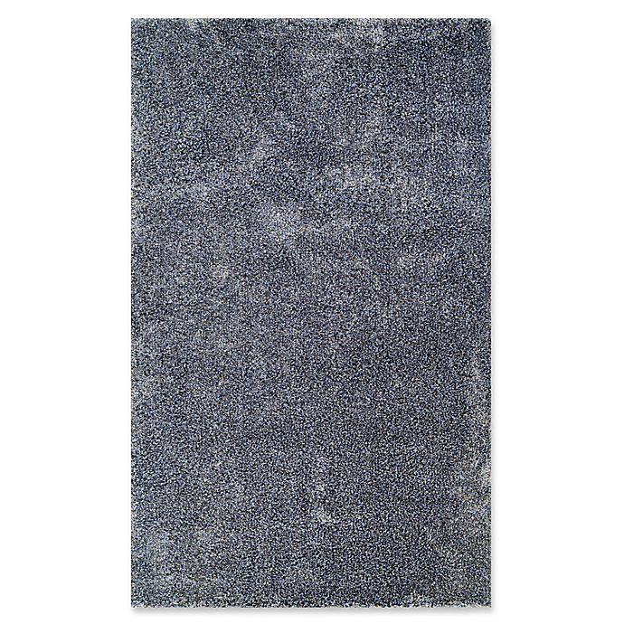 Alternate image 1 for Couristan® Bromley Breckenridge 5'3 x 7'6 Area Rug in Navy/Grey