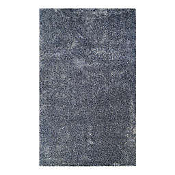 Couristan® Bromley Breckenridge 9'2 x 12'9 Area Rug in Navy/Grey