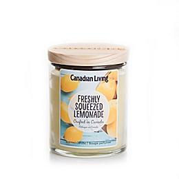 Canadian Living Freshly Squeezed Lemonade 8 oz. Jar Candle