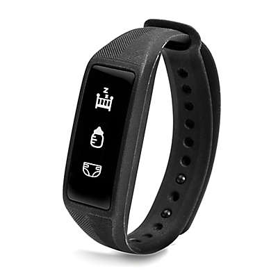 Project Nursery® Parent+Baby SmartBand in Black