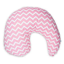 Dr. Brown's® Gia Nursing Pillow Cover in Pink Chevron