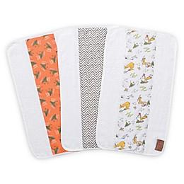 Trend Lab® Dr. Seuss Green Eggs & Ham 3-Pack Jumbo Burp Cloth Set