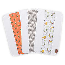 Trend Lab® Dr. Seuss Green Eggs & Ham 3-Pack Jumbo Burp Cloth Set