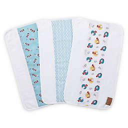 Trend Lab® Dr. Seuss Cat in the Hat 3-Pack Jumbo Burp Cloth Set