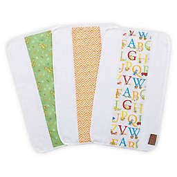 Trend Lab® Dr. Seuss ABC 3-Pack Jumbo Burp Cloth Set