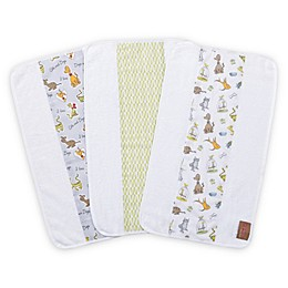 Trend Lab® Dr. Seuss What Pet Should I Get 3-Pack Jumbo Burp Cloth Set