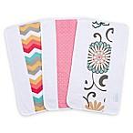 Trend Lab® Waverly Baby Pom Pom Play 3-Pack Jumbo Burp Cloth Set