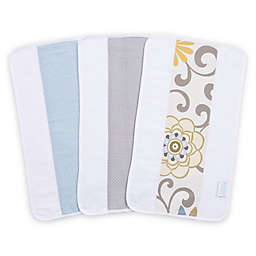Trend Lab® Waverly Baby Pom Pom Spa 3-Pack Jumbo Burp Cloth Set