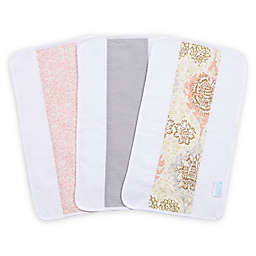 Trend Lab® Waverly Rosewater Glam Play 3-Pack Jumbo Burp Cloth Set