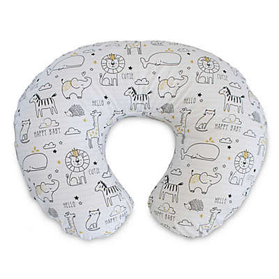 Boppy® Nursing Pillow and Positioner in Notebook Black/White