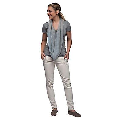 Boppy® Infinity Nursing Scarf in Silver Gray Knit