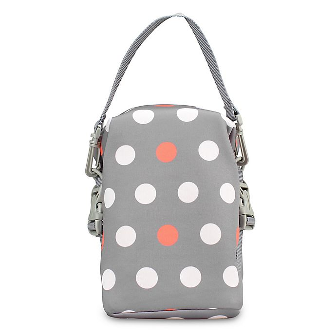 Alternate image 1 for Dr. Brown's® Convertible Bottle Tote in Polka Dot