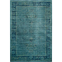 Safavieh Vintage Palace 10' x 14' Area Rug in Turquoise