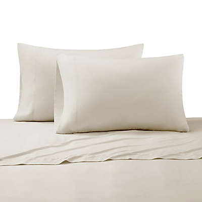 Crème De La Crème Milk 300-Thead-Count Cotton Sheet Set