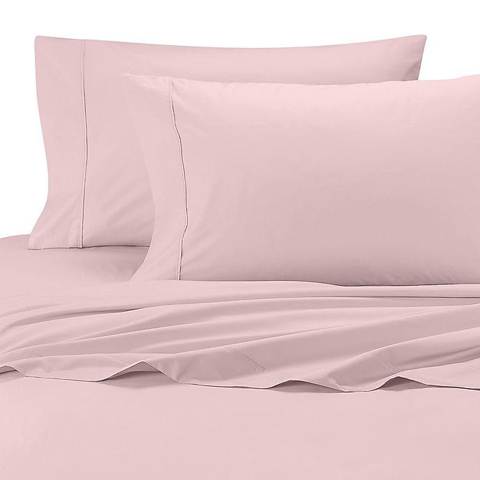 Alternate image 1 for SHEEX® Arctic Tencel® Twin Sheet Set in Pink