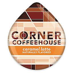 Corner Coffeehouse 8-Count Caramel Latte T DISCs for Tassimo™ Beverage System