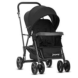 Joovy® Caboose Graphite Stand-On Tandem Stroller in Black