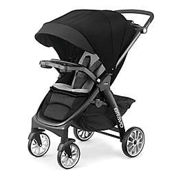 Chicco® Bravo™ LE Stroller in Terazza Black/Grey