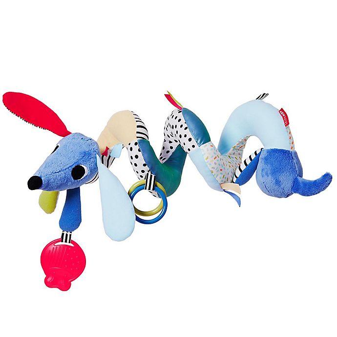 Alternate image 1 for SKIP*HOP® Vibrant Village Musical Spiral Dog Stroller Toy