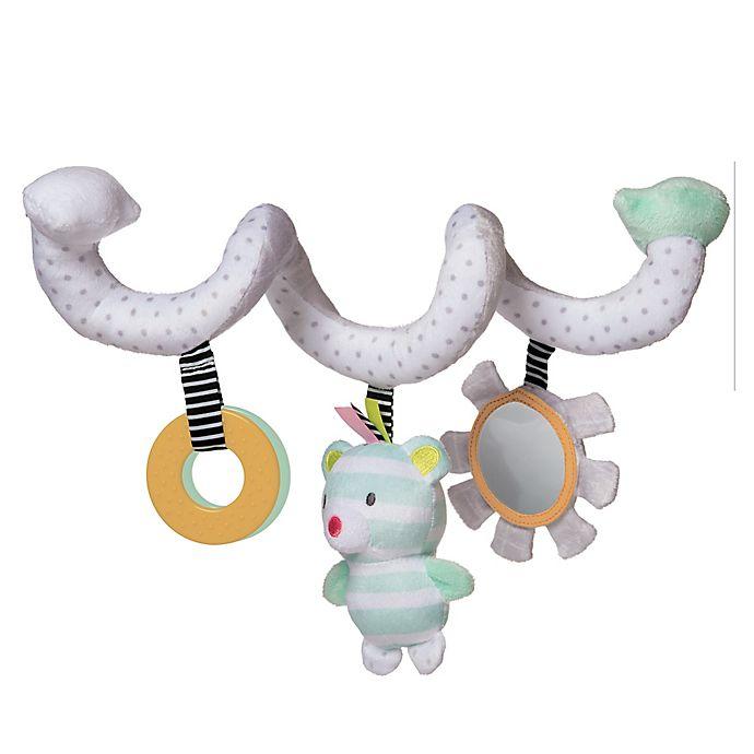 Alternate image 1 for Manhattan Toy® Playtime Plush Bear Activity Spiral
