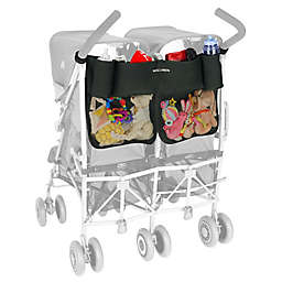 Maclaren® Universal Twin Stroller Organizer in Black