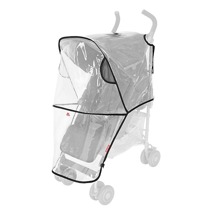 Alternate image 1 for Maclaren® Universal Clear Raincover